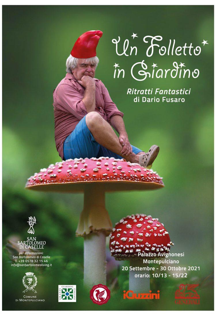 Dario Fusaro. Un Folletto in Giardino