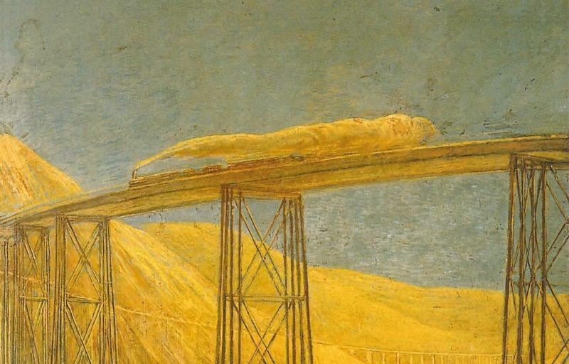 Gaetano Previati, tra simbolismo e futurismo