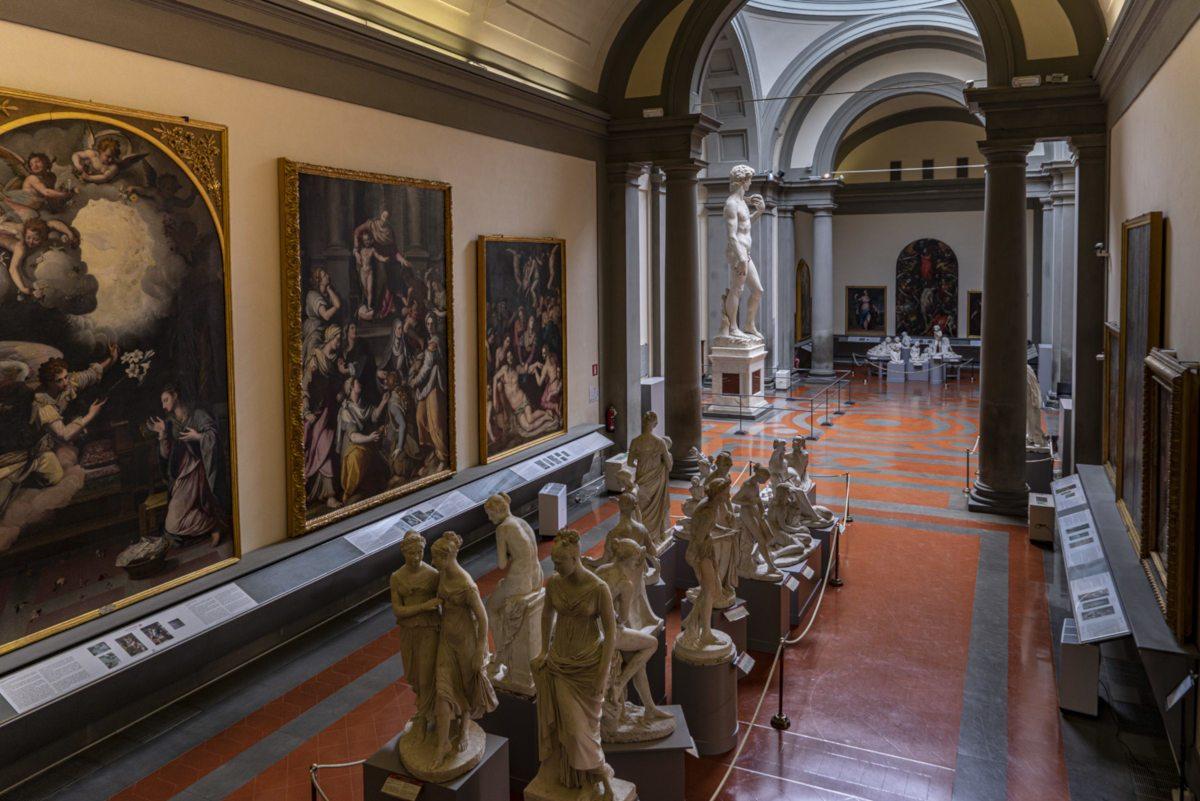 Notte Europea dei Musei 2021 - Galleria dell'Accademia di Firenze