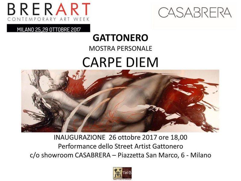 Carpe Diem - Gattonero