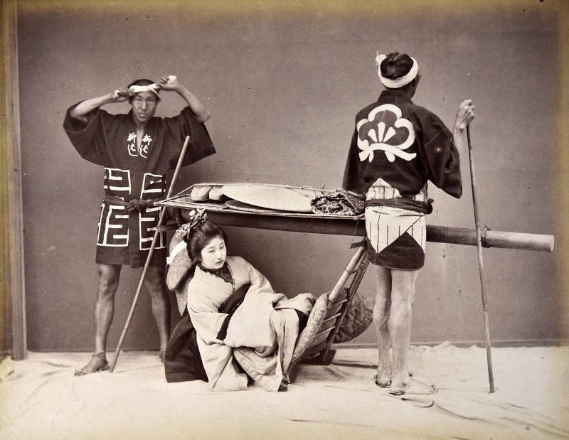 Giappone, terra di geisha e samurai