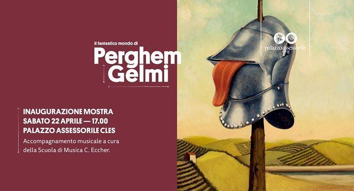 Il fantastico mondo di Perghem Gelmi