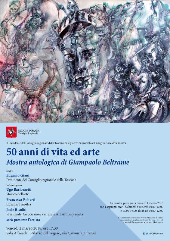 Giampaolo Beltrame - 50 Anni di Vita ed Arte