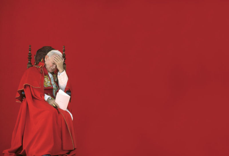 Karol, il Papa che ha cambiato la storia - Fotografie di Gianni Giansanti