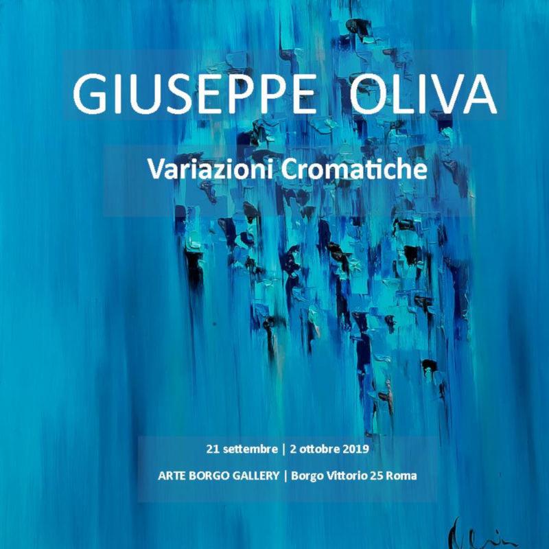 Variazioni Cromatiche - Giuseppe Oliva