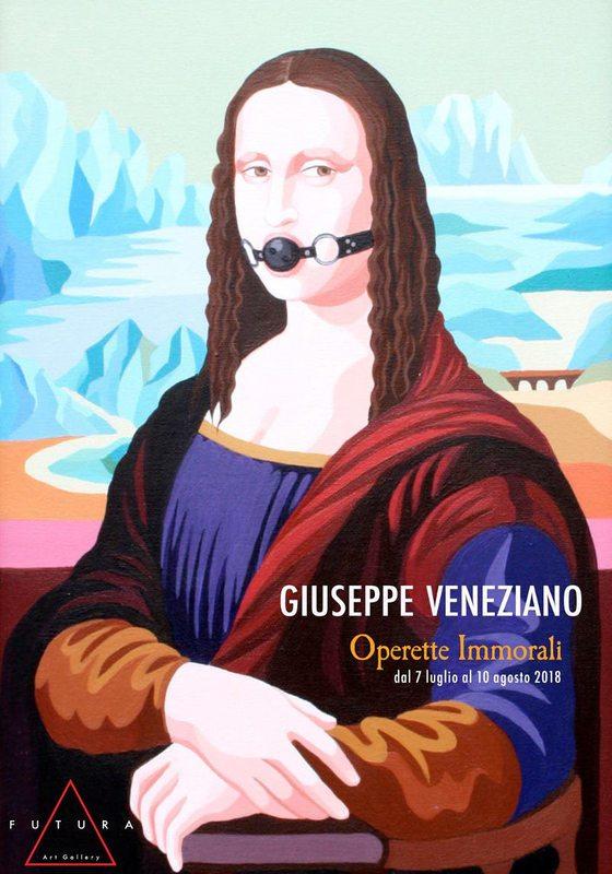 Giuseppe Veneziano - Operette immorali