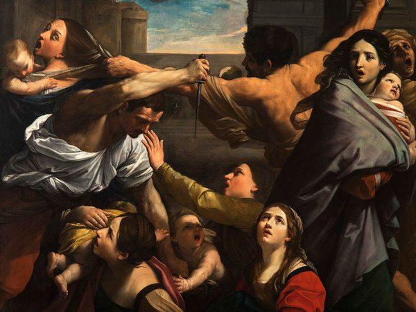 La Strage degli Innocenti. Il Raffaellismo di Guido Reni