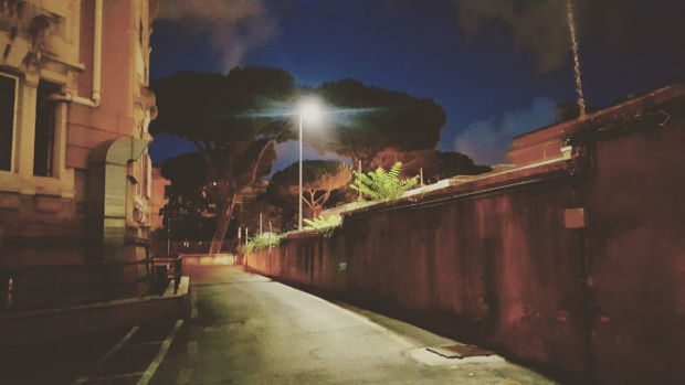 La città andando #2 – Guido Laudani