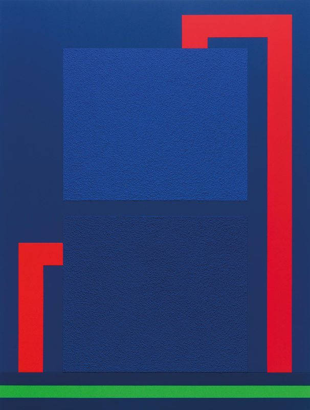 Peter Halley - New Paintings