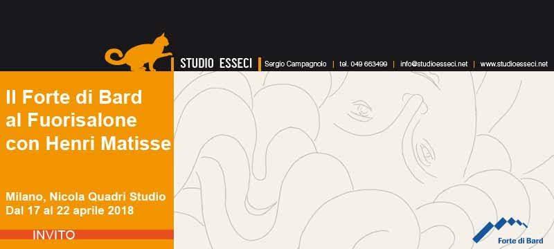 Matisse al Fuorisalone di Milano