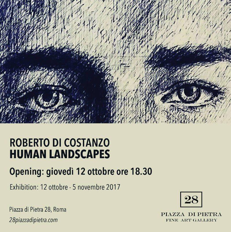 HUMAN LANDSCAPE di Roberto di Costanzo