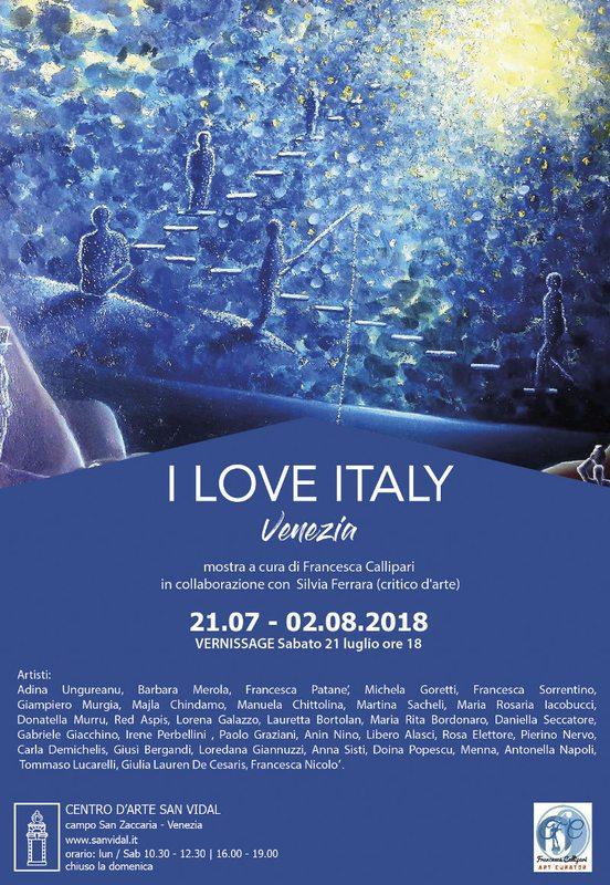 Mostra Itinerante I Love Italy