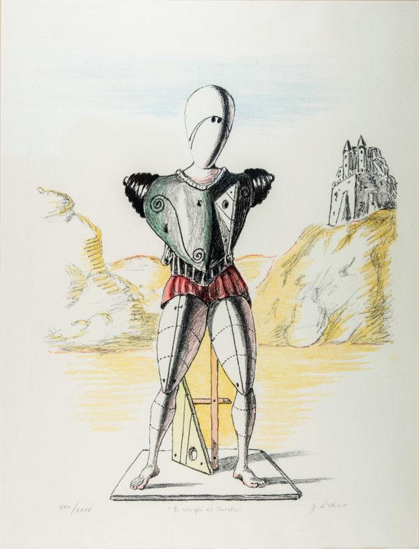 Pictor Optimus - Giorgio De Chirico