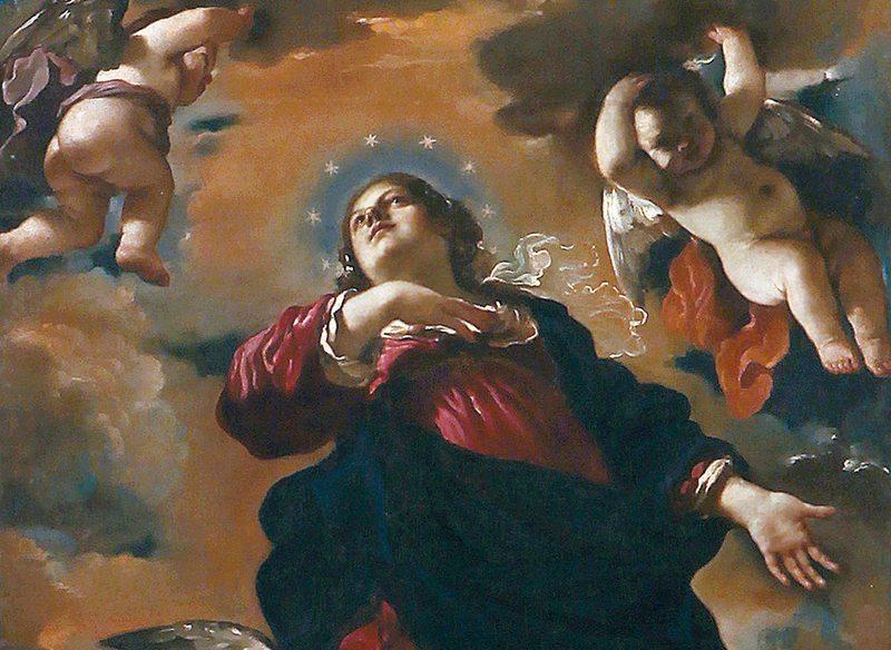 Il Guercino alla Pinacoteca San Lorenzo