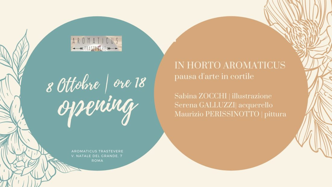 In Horto Aromaticus - Pausa d'Arte in Cortile