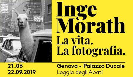 Inge Morath al Palazzo Ducale di Genova
