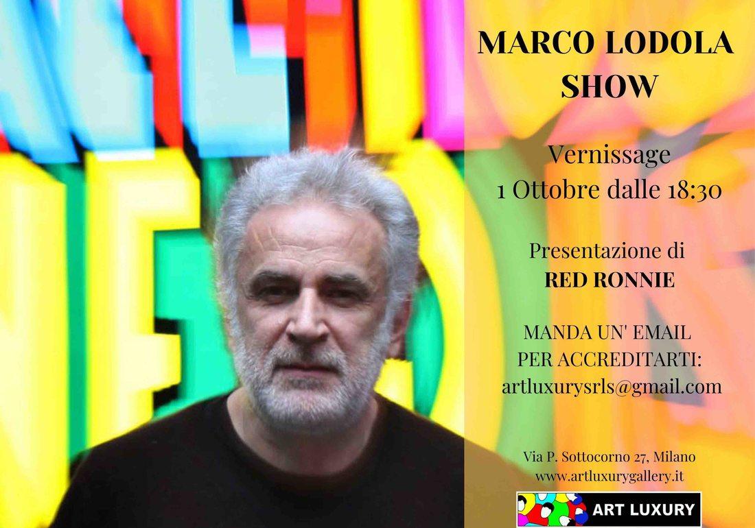 Marco Lodola Show