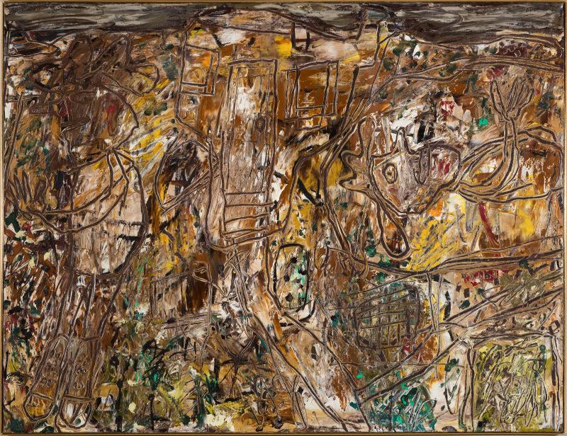 Jean Dubuffet tra musica e pittura