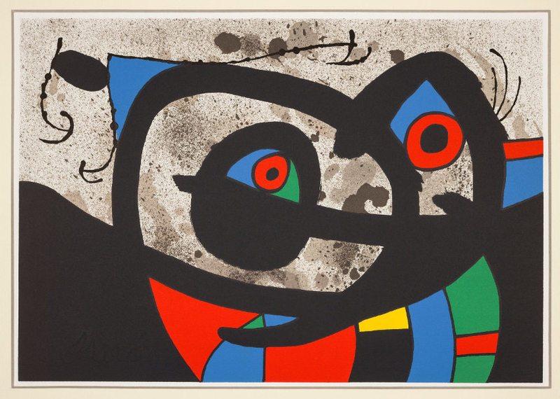 Joan Miró – Meraviglie grafiche 1966-1976