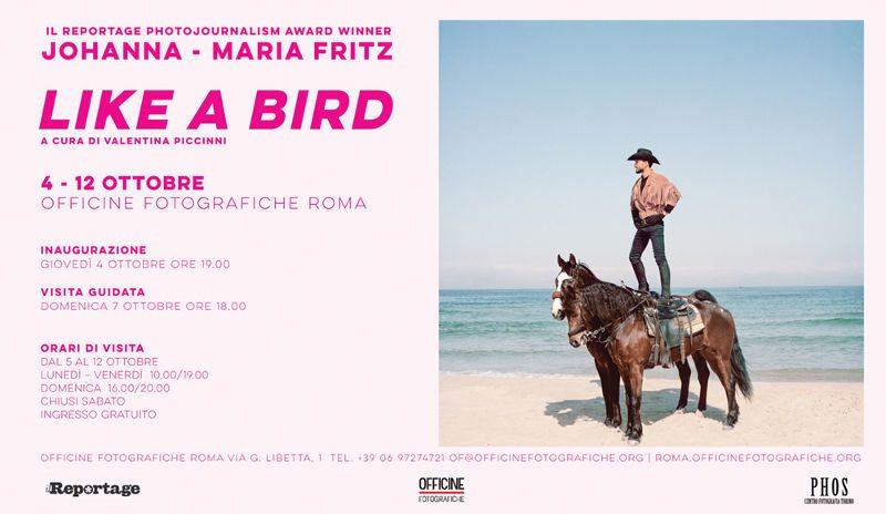 Like a Bird - Johanna-Maria Fritz