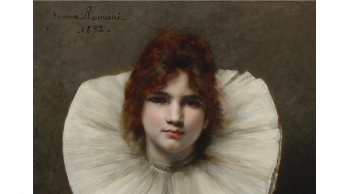 Juana Romani – La petite Italienne