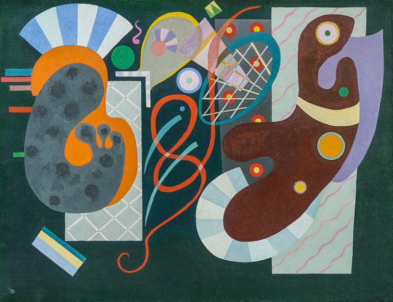 Il tempo di Giacometti da Chagall a Kandinsky