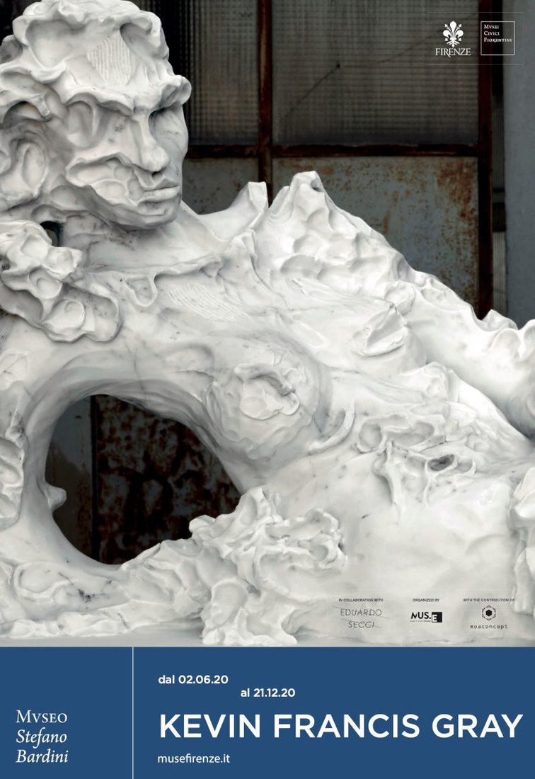 Kevin Francis Gray al Museo Stefano Bardini
