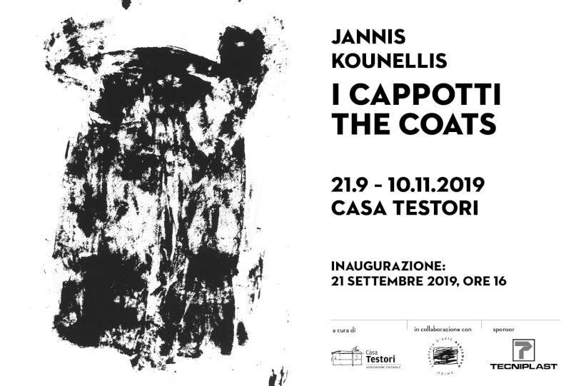 Jannis Kounellis. I Cappotti/ The Coats