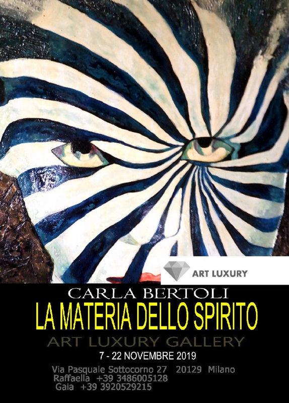 La materia dello spirito - Carla Bertoli