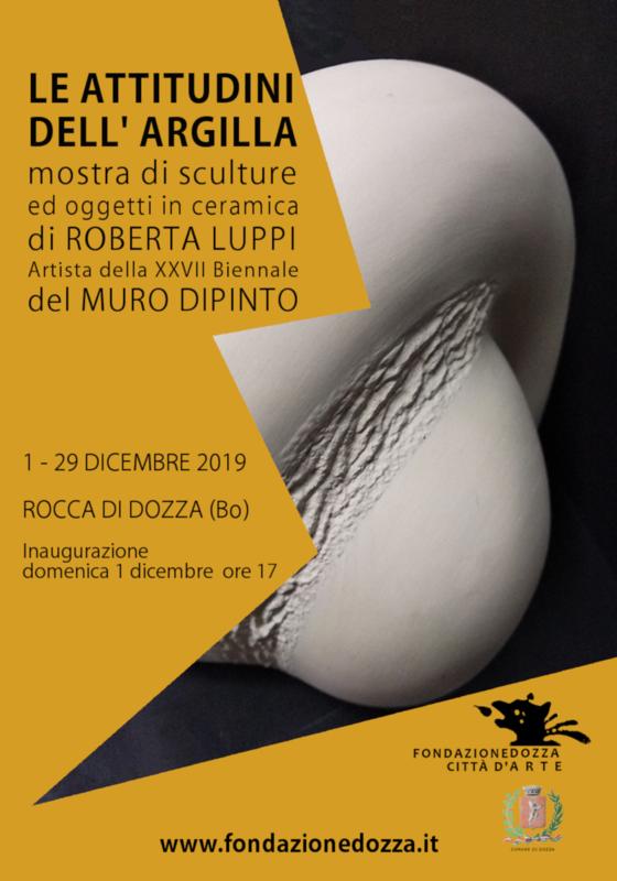 Le attitudini dell'argilla - Roberta Luppi