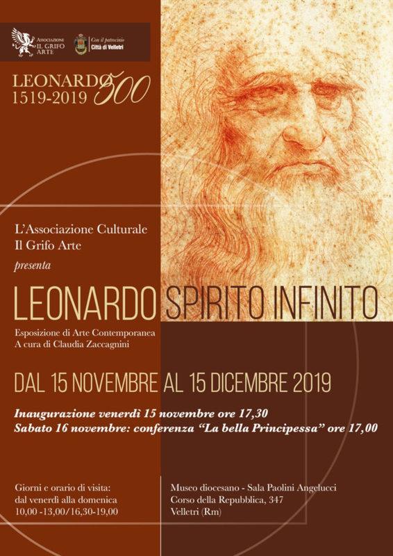 Leonardo spirito infinito