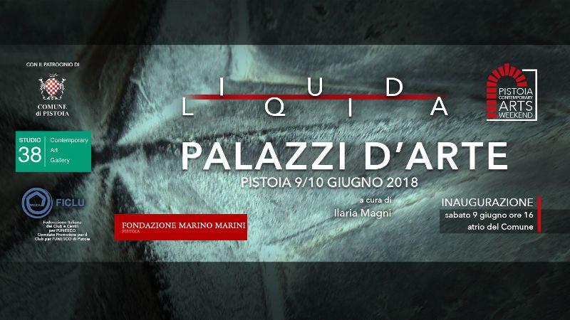 Liquida - percorso d'arte contemporanea