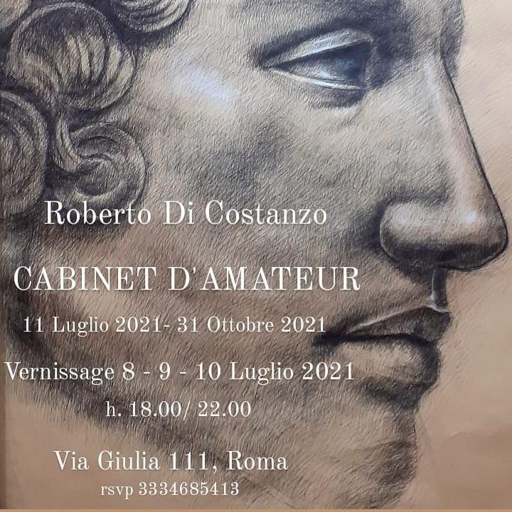 Roberto Di Costanzo. Cabinet D'Amateur