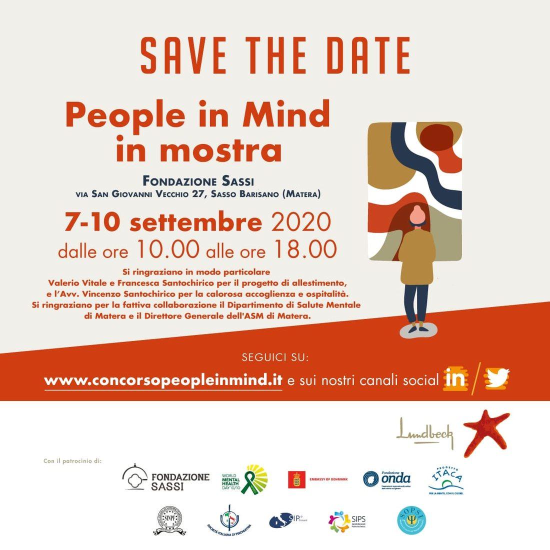 PeopleInMind 2019 a Matera