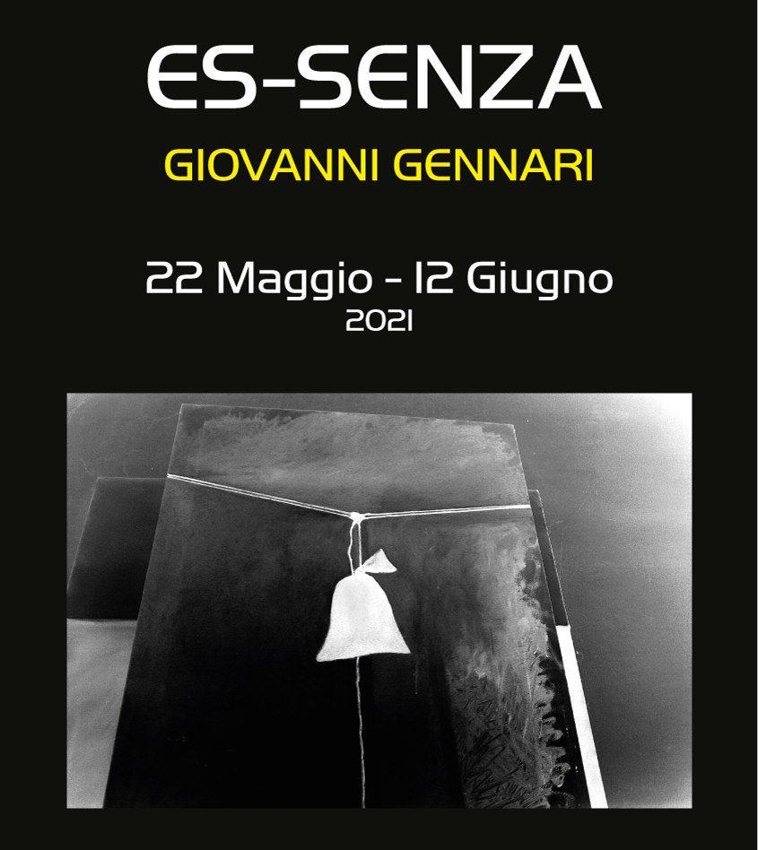 Giovanni Gennari. ES-SENZA