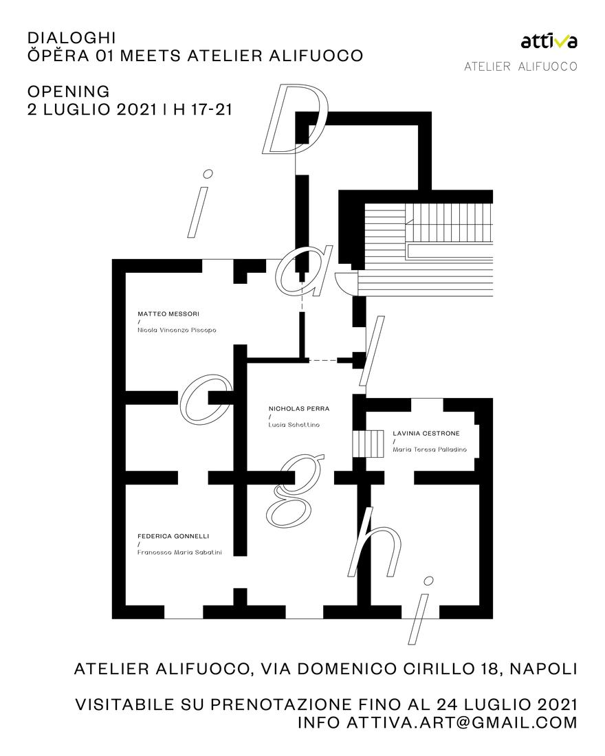 dialoghi_Ŏpĕra 01 meets Atelier Alifuoco