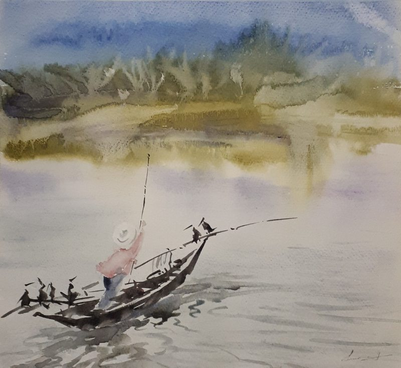 Cina, riflessi e visioni - Mostra di Congyue Luo