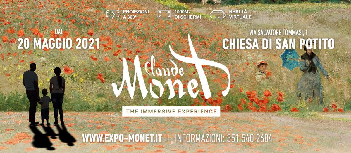 Claude Monet: The Immersive Experience Napoli