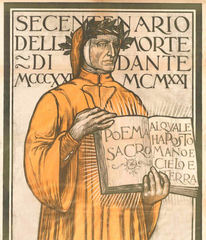 Inclusa est flamma. Ravenna 1921