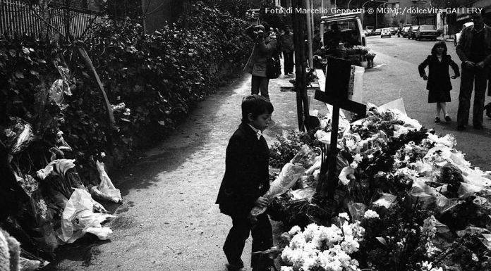 Il tempo di uno scatto: '58-'68-'78 - Marcello Geppetti