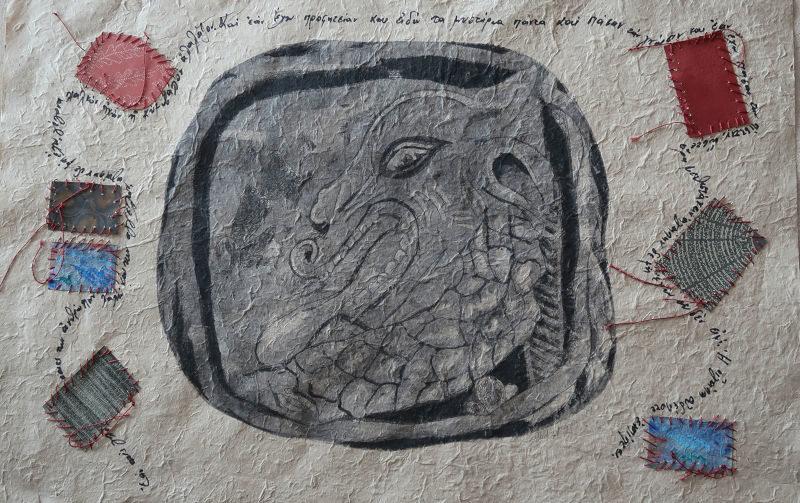 A Ravenna la mostra dell'artista greca Maria Kompatsiari