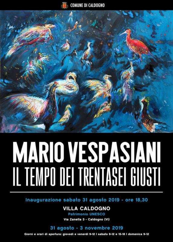 Mario Vespasiani. Il tempo dei trentasei giusti