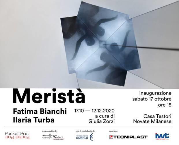Meristà, la nuova mostra a Casa Testori