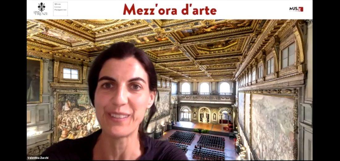 Mezz'ora d'arte - visite virtuali ai Musei Civici Fiorentini