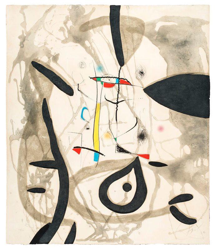Joan Miró - Mirografia