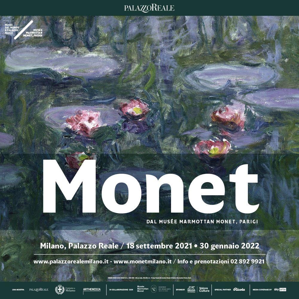 Monet, Opere dal Musée Marmottan Monet di Parigi