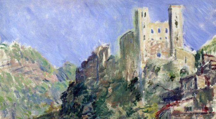 Claude Monet - Ritorno in Riviera