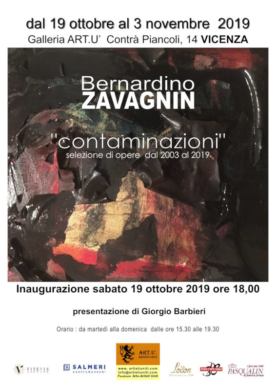 Contaminazioni - Bernardino Zavagnin
