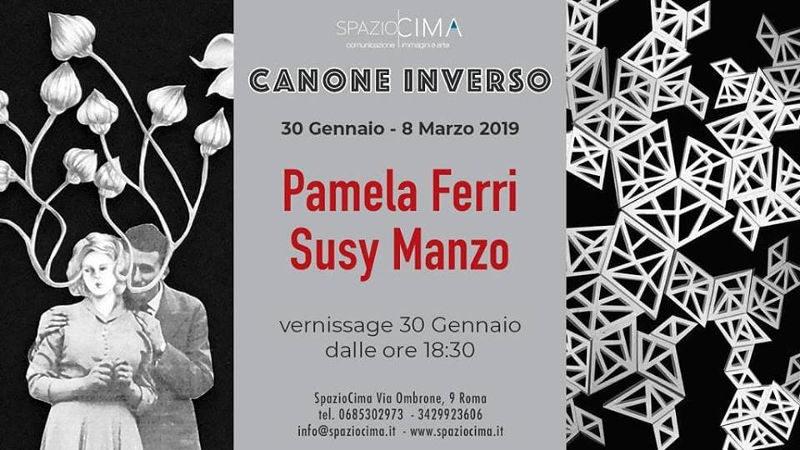 Canone inverso - Pamela Ferri e Susy Manzo