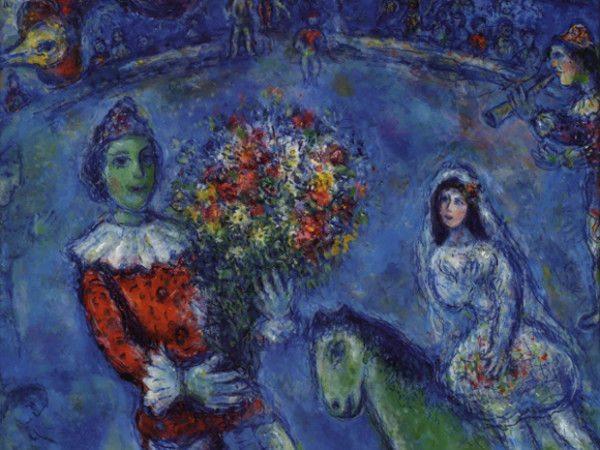 Marc Chagall. Colore e Magia